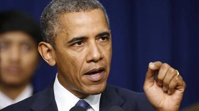 """""""Τρέλανε"""" τους Αμερικανούς ο Ομπάμα: Έδωσε τον αριθμό τηλεφώνου του στο Twitter"""