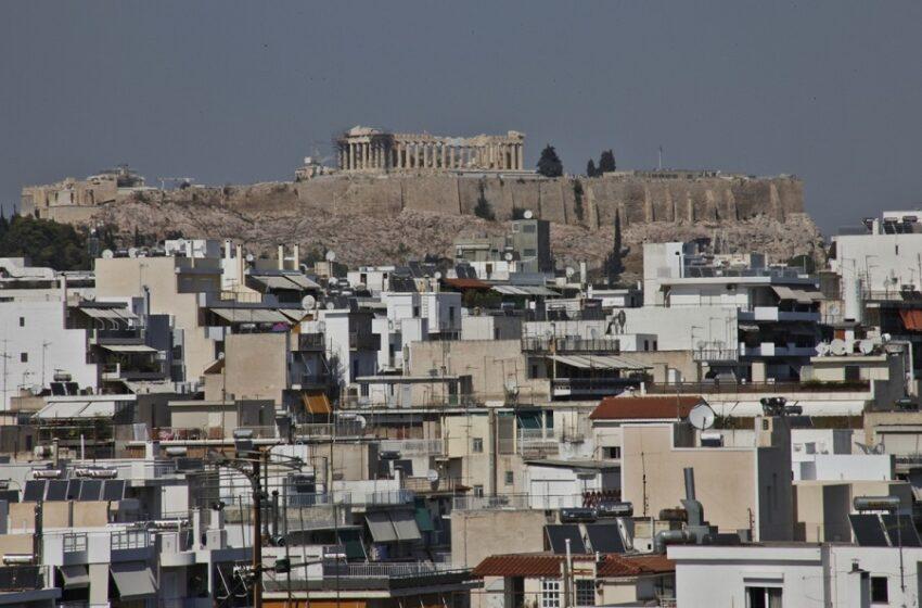 Οριστική απόφαση ΚΑΣ: Στα 21 μέτρα τα κτίρια γύρω από την Ακρόπολη εκτός εκείνων στη Συγγρού