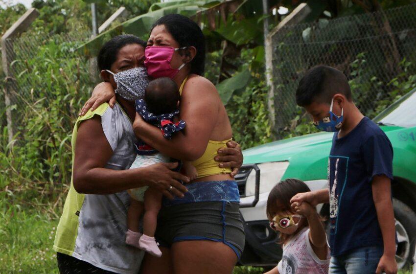 Ο κοροναϊός πλήττει και τους αυτόχθονες του Αμαζονίου