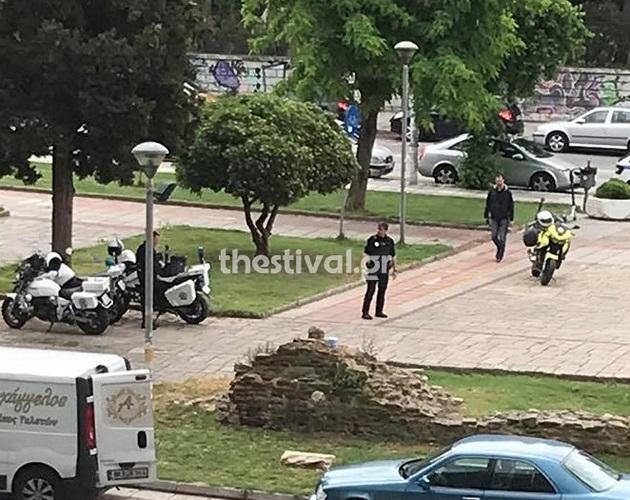 Θεσσαλονίκη: Πτώμα άνδρα βρέθηκε απέναντι από το ΑΠΘ