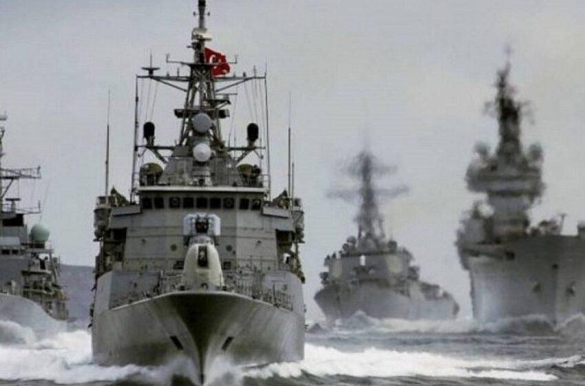 """""""Εστία"""":Ο Ράμα παραχωρεί στην Τουρκία ναύσταθμο στον Αυλώνα και της δίνει πρόσβαση στο Ιόνιο"""