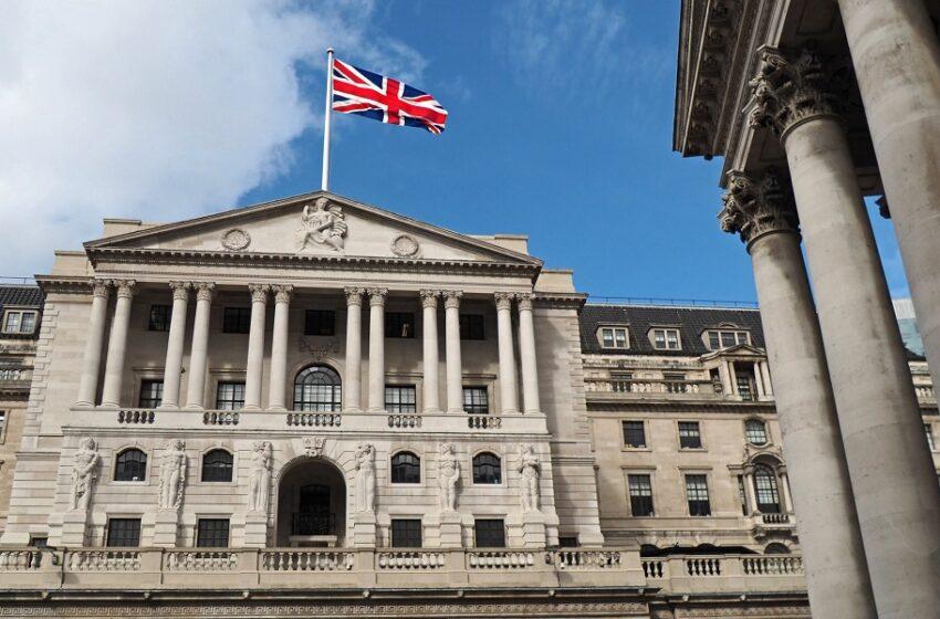 Ιστορική πτώση του βρετανικού ΑΕΠ προβλέπει η Τράπεζα της Αγγλίας