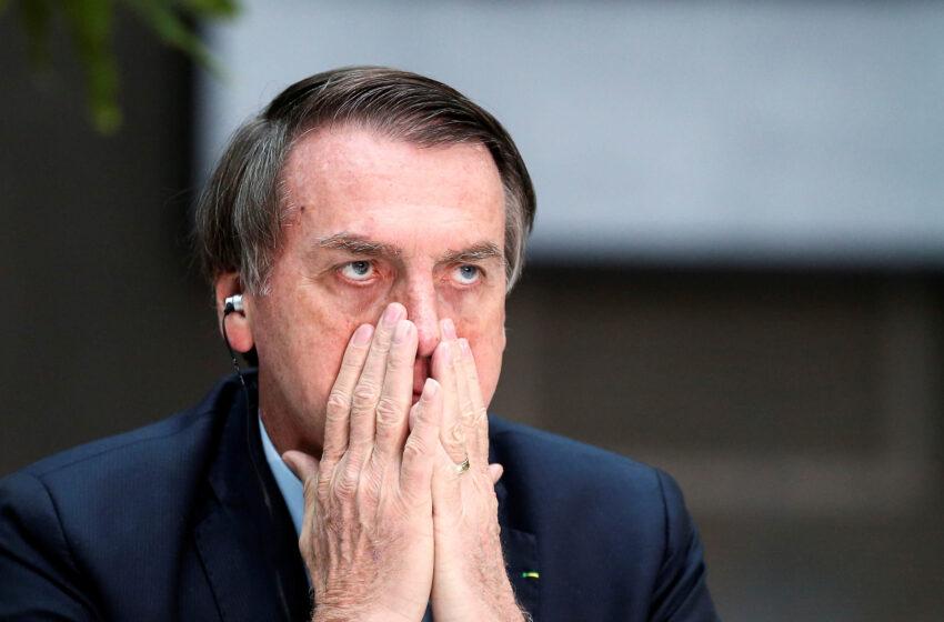 Δικαστήριο της Βραζιλίας καταδίκασε τον Μπολσονάρου να αποζημιώσει δημοσιογράφο για ηθική βλάβη