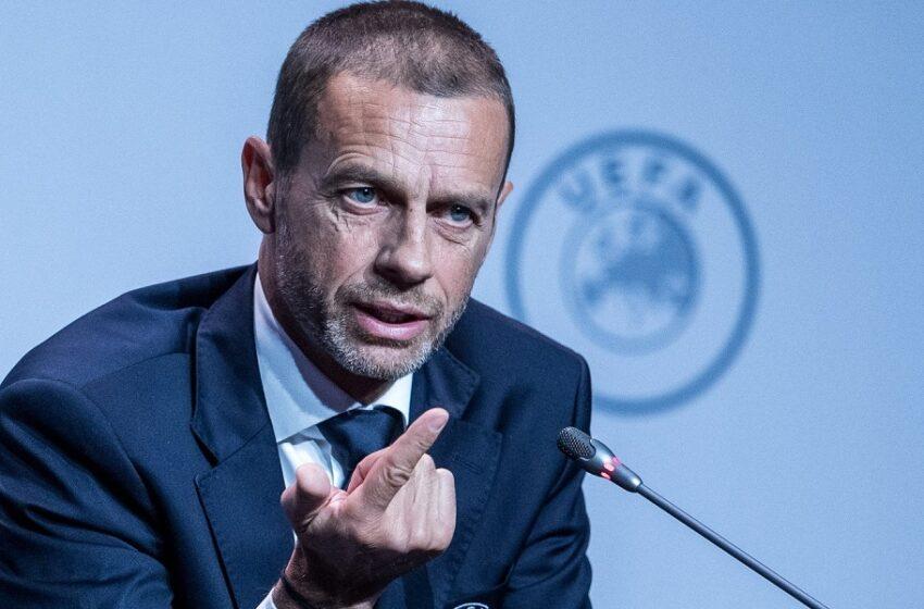 """Τσέφεριν: """"Θα ξανάρθει ο κόσμος στο γήπεδο – Το ποδόσφαιρο δεν άλλαξε ούτε στον πόλεμο"""""""