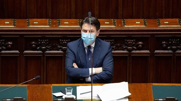 Η ιταλική κυβέρνηση παρουσίασε τα νέα μέτρα ύψους 55 δισ. ευρώ για την στήριξη πολιτών και εργαζομένων