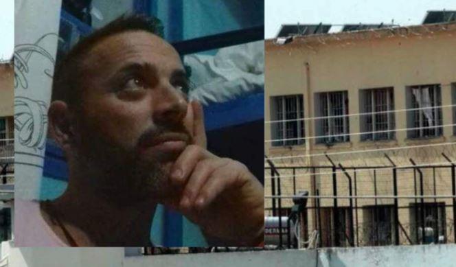 Αναστέλλει την απεργία πείνας και δίψας, συνεχίζει τον αγώνα ο Βασίλης Δημάκης