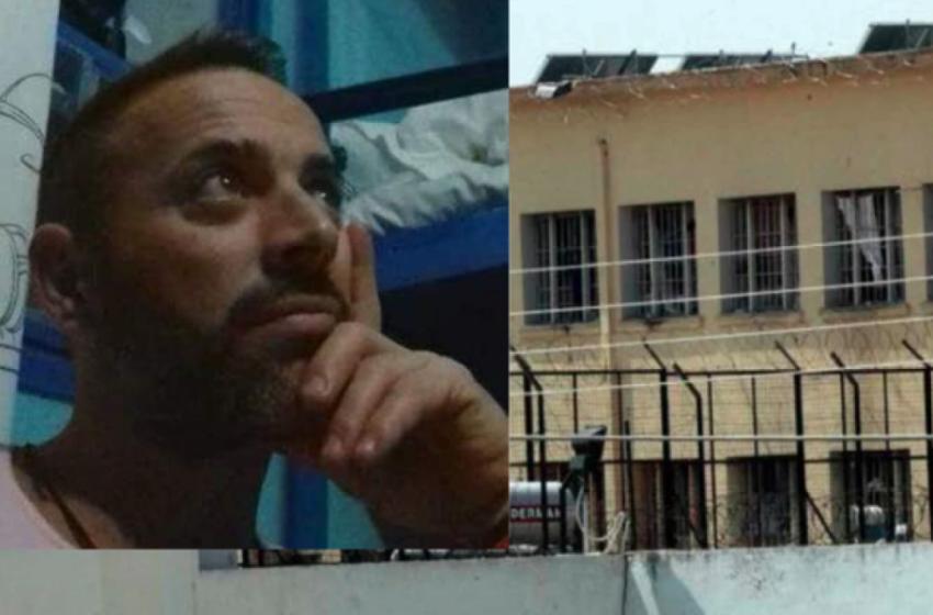 Δικαίωση του Βασίλη Δημάκη – Μεταφέρεται στις ανδρικές φυλακές Κορυδαλλού