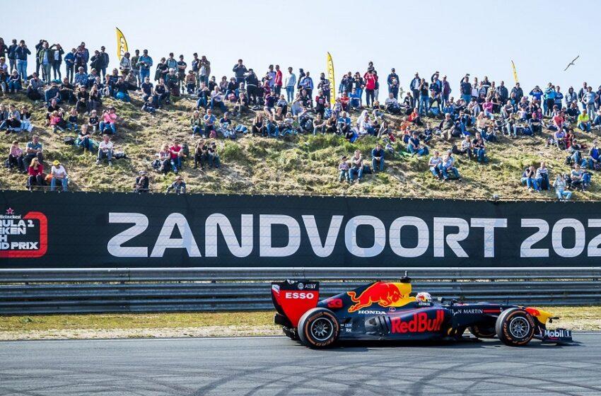 Αναβλήθηκε για το 2021 το GP της Ολλανδίας