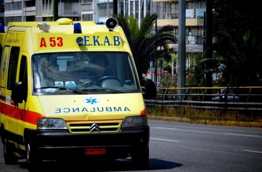Βόλος: Ηλικιωμένος πέταξε τσιμεντόλιθο στην 77χρονη γειτόνισσά του – Ο λόγος του επεισοδίου