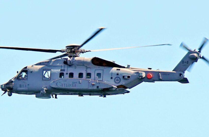 Εντοπίστηκε το ελικόπτερο που συνετρίβη στο Ιόνιο