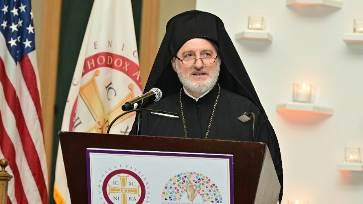 """Αρχιεπίσκοπος Αμερικής Ελπιδοφόρος: """"Βοηθήστε με να κάνω περισσότερα"""""""