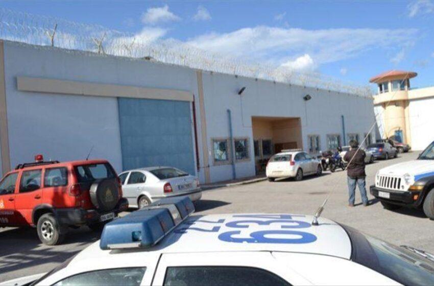 Άγρια συμπλοκή στις φυλακές Νιγρίτας