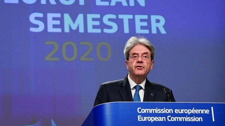 """Ηχηρό """"όχι"""" στην αυστηρή λιτότητα για την αντιμετώπιση της κρίσης από τον Τζεντιλόνι"""