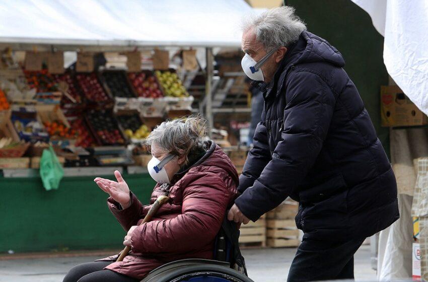 Ιδιαίτερη προσοχή για ηλικιωμένους