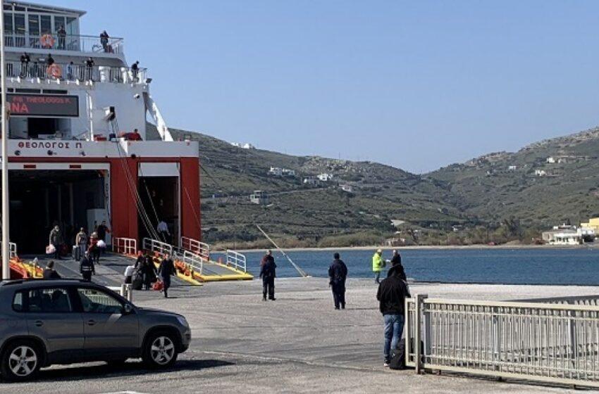 Σε μεταγενέστερο χρόνο οι μετακινήσεις προς τα νησιά – Ο αρμόδιος υπουργός απαντά (vid)