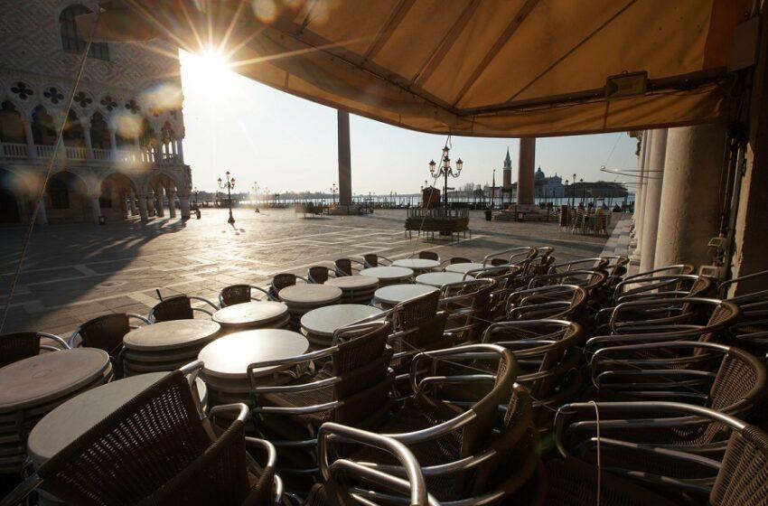 Ανοίγουν ξανά μπαρ και εστιατόρια στην Ιταλία