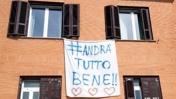 Ιταλία: Μικρή μείωση του αριθμού των κρουσμάτων και των νεκρών