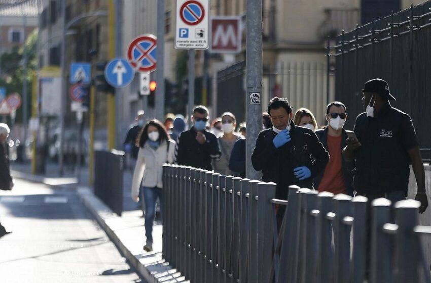Ιταλία: Ζητούνται 60.000 εθελοντές για τήρηση κανόνων!