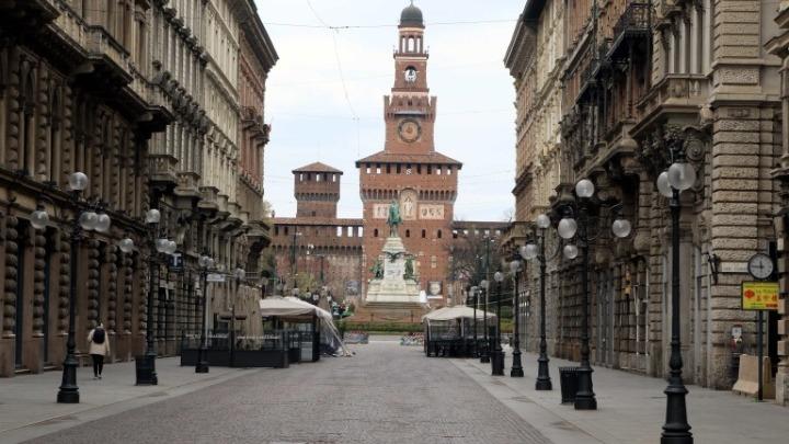 Πήρε ανάσα η Ιταλία: Μείωση κρουσμάτων και αριθμού νεκρών – Λιγότεροι ασθενείς στα νοσοκομεία