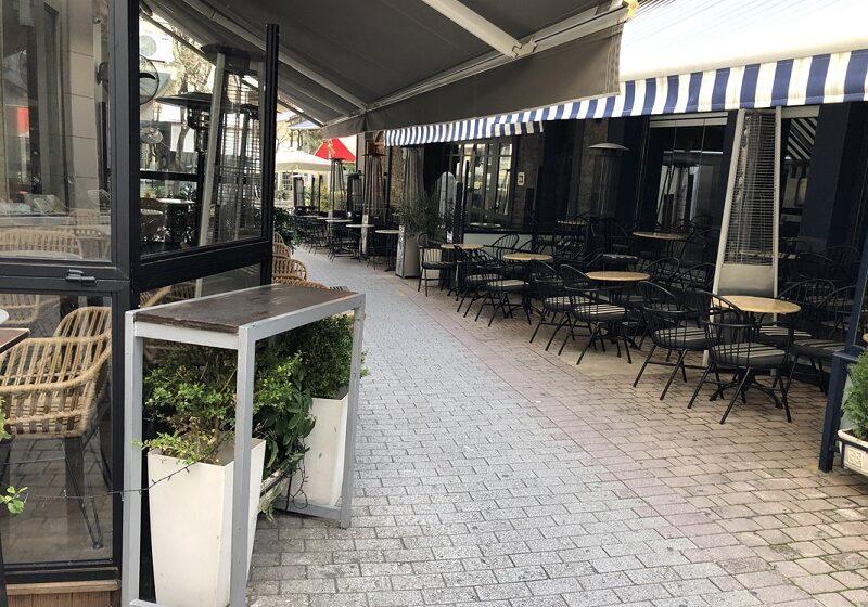 Καμία απόφαση πριν τις 18 Μαΐου για εστιατόρια και καφέ