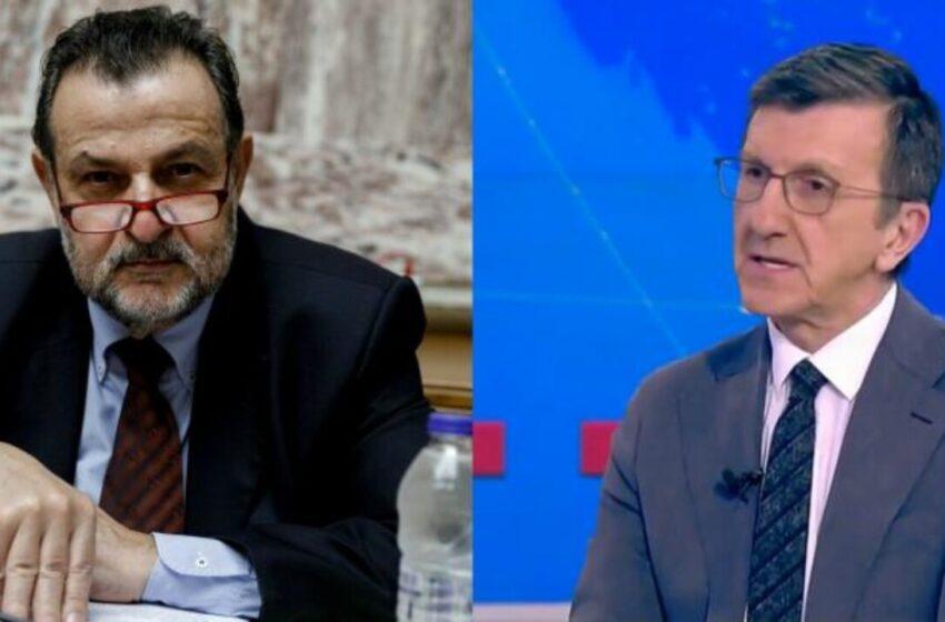 Ο Πορτοσάλτε τα έβαλε… με τον Ανδρέα Παπανδρέου – Κεγκέρογλου: Είσαι προπαγανδιστής χειρίστου είδους