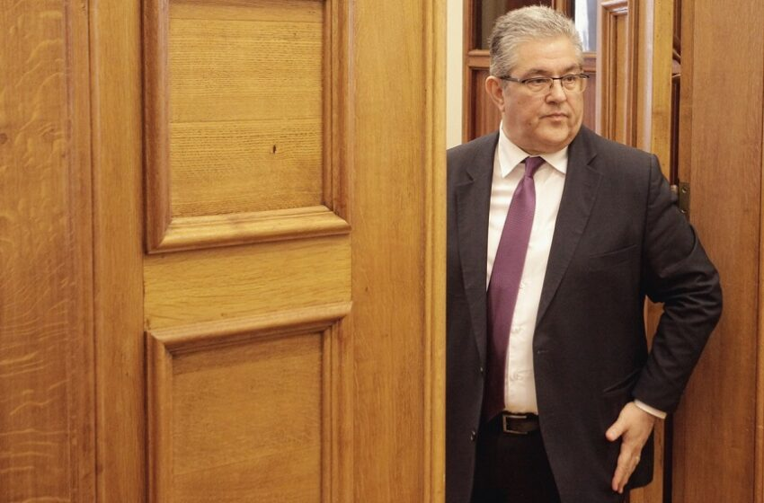 Κουτσούμπας: Η κυβερνητική ρύθμιση για τους συνταξιούχους συνιστά κλοπή