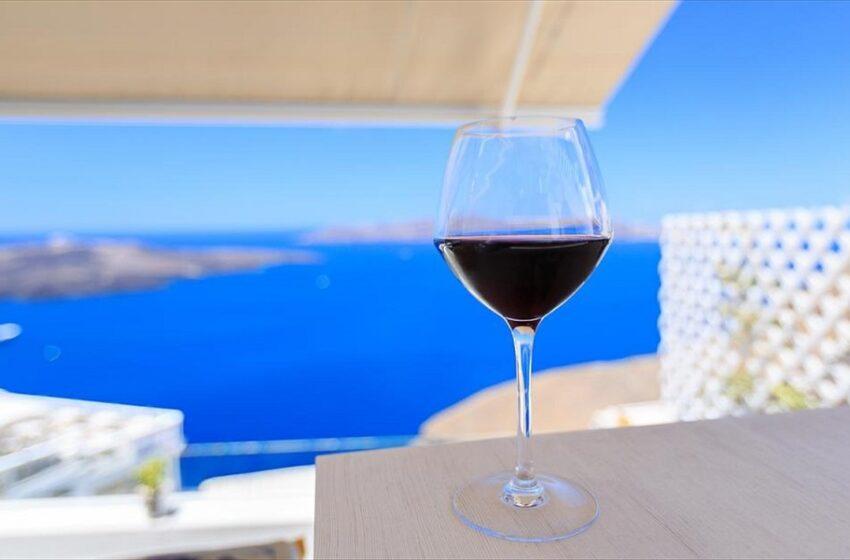 BILD: Το ελληνικό κρασί είναι ήδη παγωμένο!