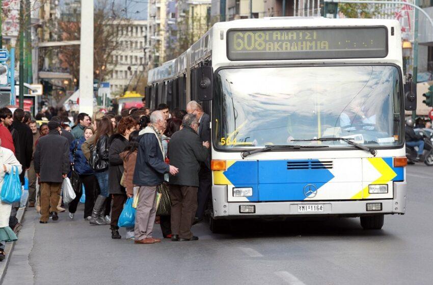 Προστατευτικά διαχωριστικά, περισσότερα δρομολόγια στα Μέσα Μεταφοράς – Τι θα γίνει με τα ταξί