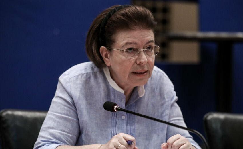 """Μενδώνη για την παραίτηση Λιγνάδη: """"Άλλο οι επώνυμες καταγγελίες, άλλο οι φήμες"""""""