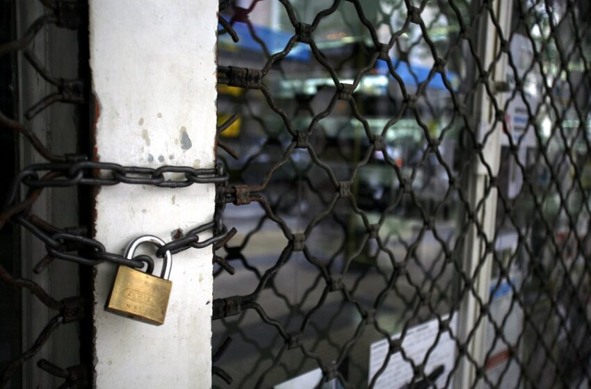 """Αγωνία για την """"επόμενη μέρα"""" – ΓΣΕΒΕΕ: Μία στις τρεις επιχειρήσεις κινδυνεύουν να κλείσουν"""