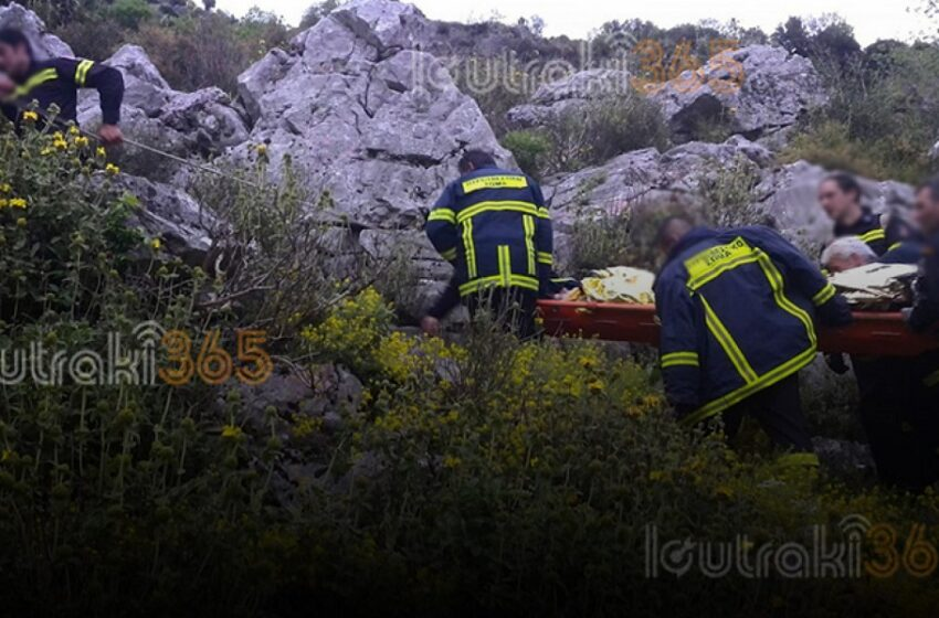Τραγωδία στο Λουτράκι: Βρέθηκαν 4 νεκροί σε σπηλιά