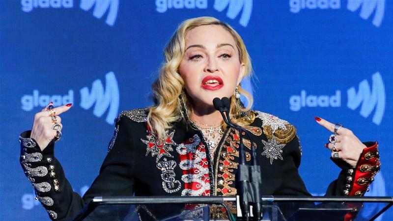 Νέα ανάρτηση της Μαντόνα: Είχα κοροναϊό όταν ήμουν σε περιοδεία πριν από επτά εβδομάδες!