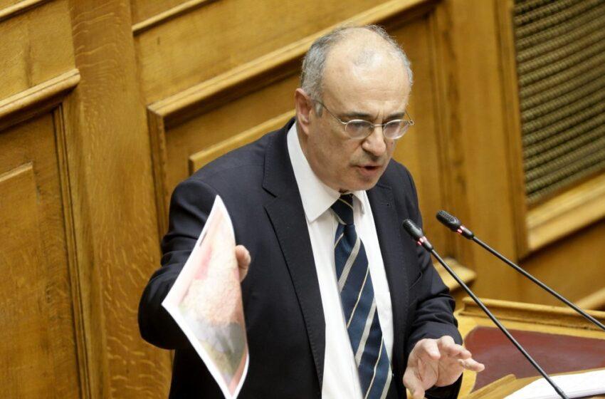 Κόντρα ΝΔ-ΣΥΡΙΖΑ για τη δήλωση Μάρδα