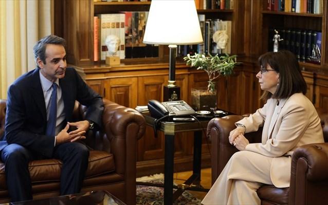 Κ. Μητσοτάκης: H αίσθηση της ατομικής ευθύνης αποκτά ακόμη μεγαλύτερη σημασία