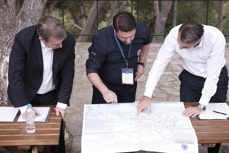 """Τα μέτρα ασφαλείας για τον κοροναϊό """"χάθηκαν"""" κάπου στον Υμηττό"""