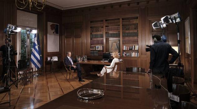Τα highlights και τα ερωτηματικά στη συνέντευξη Μητσοτάκη στο Star