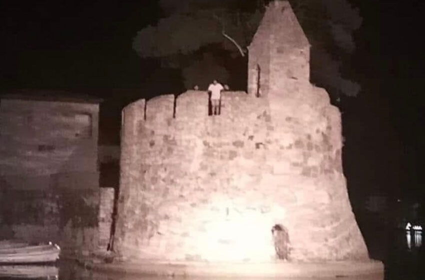 Νέα στοιχεία για την πτώση του 17χρονου από τον πύργο της Ναυπάκτου – Όλα έγιναν για ένα στοίχημα (vid)