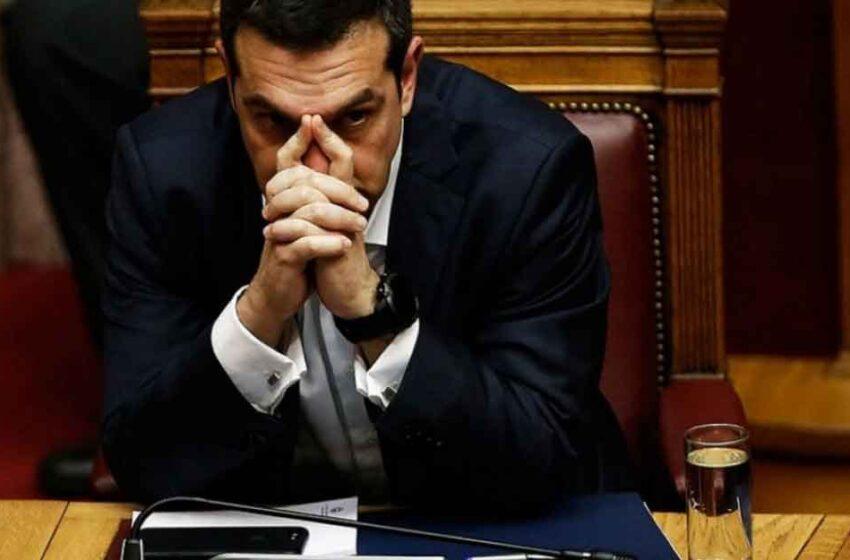 """Ο πολιτικός """"ρουβίκωνας"""" του Τσίπρα μετά την πανδημία"""