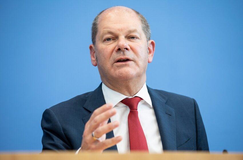 Ο Όλαφ Σολτς και επισήμως υποψήφιος Καγκελάριος για το SPD
