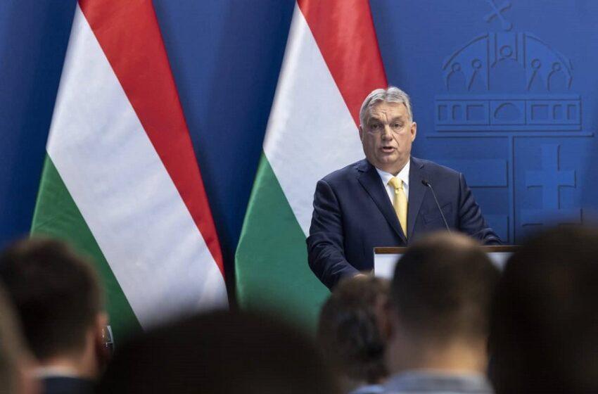 """""""Πόρτα"""" Ορμπάν σε ευρωκοινοβούλιο – Δεν θα συμμετάσχει στη συζήτηση για τα θεμελιώδη δικαιώματα"""