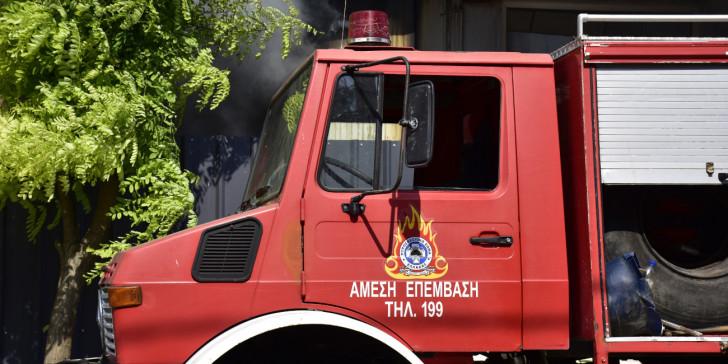 Τραγωδία στη Θεσσαλονίκη – Ηλικιωμένη ανασύρθηκε νεκρή από πυρκαγιά