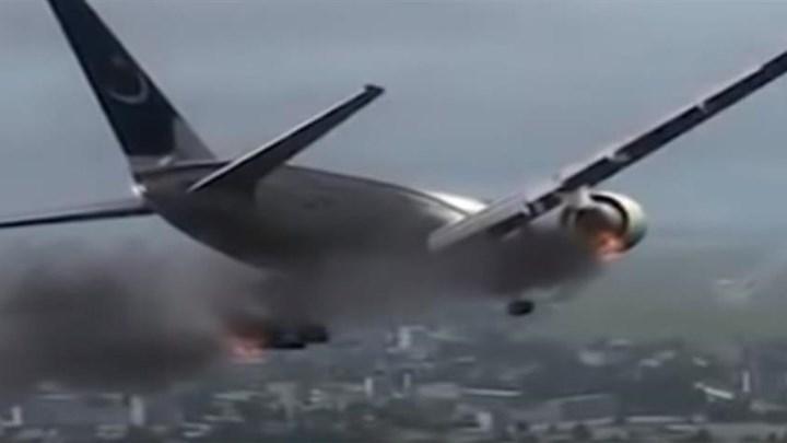 Αεροπορική τραγωδία στο Πακιστάν: Τα τελευταία λόγια του πιλότου – Νέο συγκλονιστικό βίντεο-ντοκουμέντο από τη συντριβή