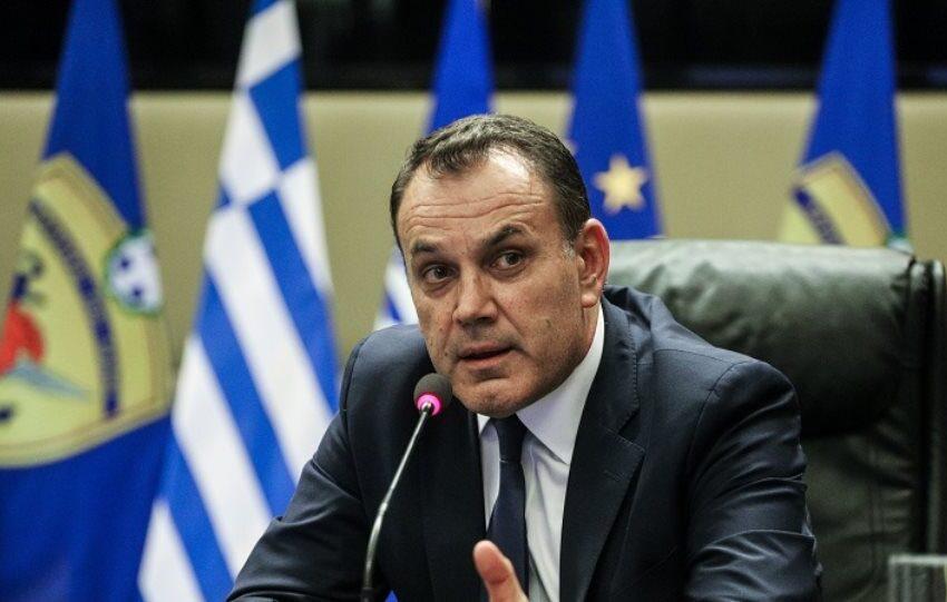 Παναγιωτόπουλος: Οι Ένοπλες Δυνάμεις δεν ανέχονται αμφισβήτηση κυριαρχικών δικαιωμάτων από κανέναν