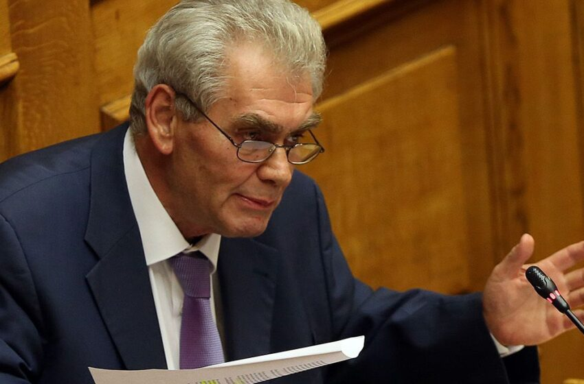 Βαριές καταγγελίες Παπαγγελόπουλου: Νοθεία και εξαναγκασμός βουλευτών να ψηφίσουν φανερά