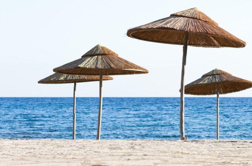 Ανοιχτές παραλίες το Σαββατοκύριακο – Κανόνες σε γραφήματα