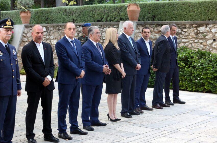 Αυτά είναι τα αναλυτικά πόθεν έσχες των 6 πολιτικών αρχηγών