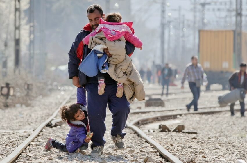 Αυξάνονται οι ροές μεταναστών από το Αφγανιστάν στην Τουρκία