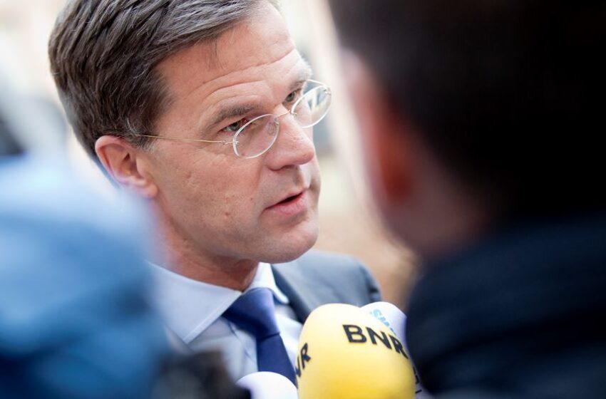 Τραγικό: Πέθανε η  μητέρα του Ολλανδού πρωθυπουργού και δεν μπόρεσε να την επισκεφθεί λόγω κοροναϊού