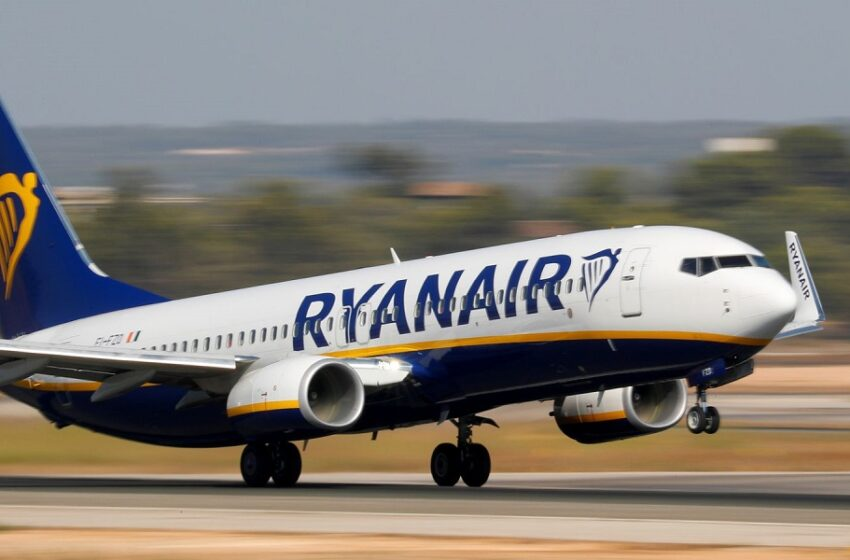 Η Ryanair μειώνει κατά 20% τις πτήσεις της τον Σεπτέμβριο και τον Οκτώβριο εξαιτίας της μικρότερης ζήτησης