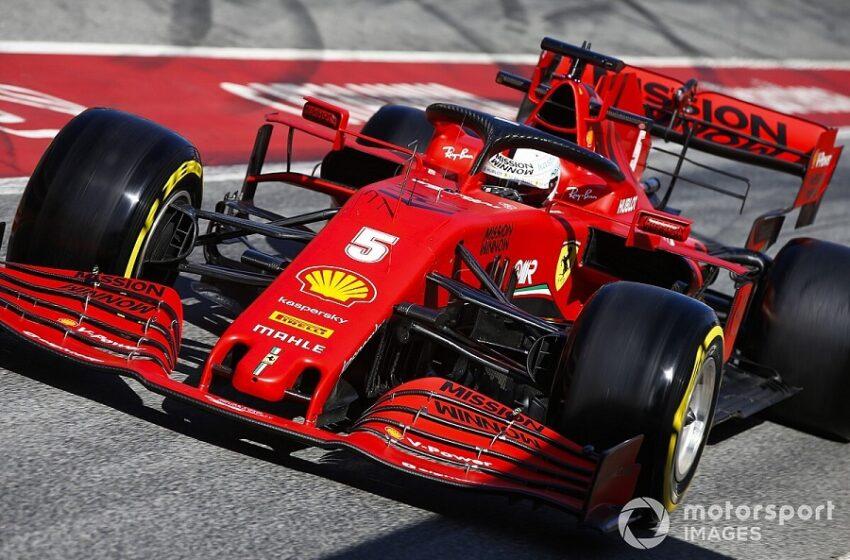 """Η Ferrari ανακοίνωσε """"διαζύγιο"""" με τον Φέτελ"""